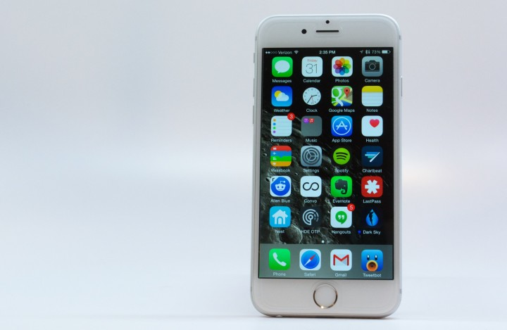 Apple iPhone 6S. Слухи