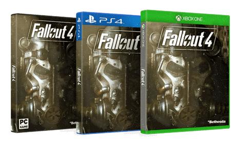 Fallout 4 для ПК, Xbox и PS4