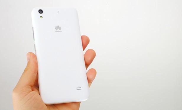Huawei Ascend G620S. Обзор