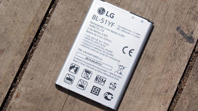 Аккумулятор LG G4