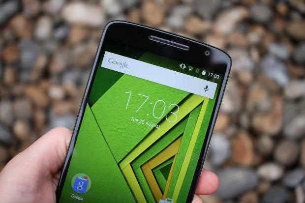 Дисплей Motorola Moto X Play