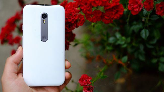 Камера Motorola Moto G (2015)