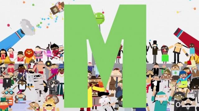 Название Android M