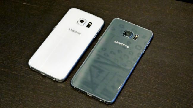 Новый Galaxy S6 Edge Plus