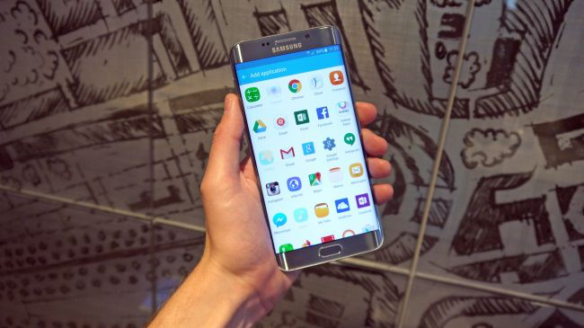 Обзор Samsung Galaxy S6 Edge Plus