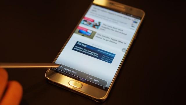Предварительный обзор Samsung Galaxy Note 5