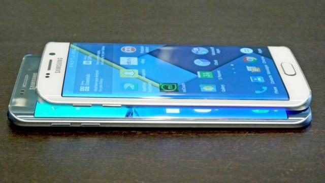 Предварительный обзор Samsung Galaxy S6 Edge Plus