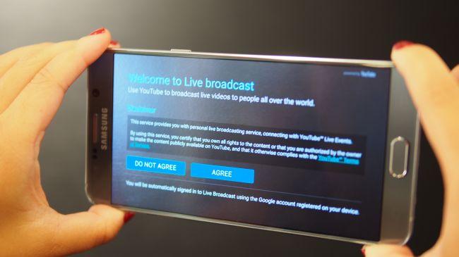 Приложение камеры Galaxy Note 5