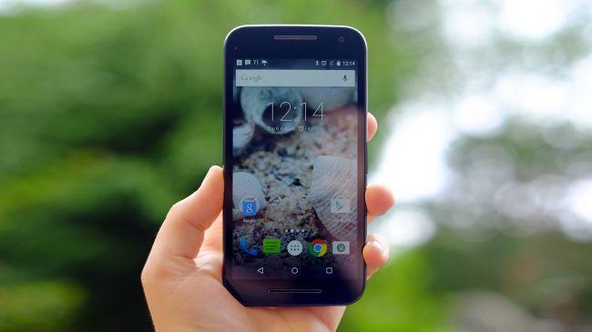 Экран Motorola Moto G (2015)