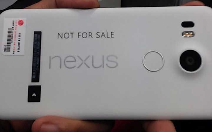 LG Nexus 5 (2015)