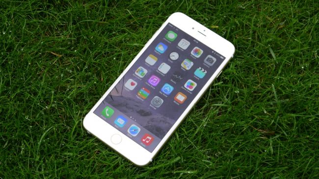 Конкуренты. Apple iPhone 6 Plus