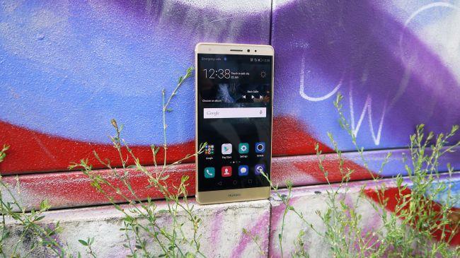 Новый Huawei Mate S