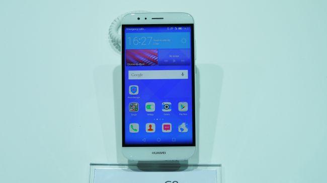 Обзор Huawei G8