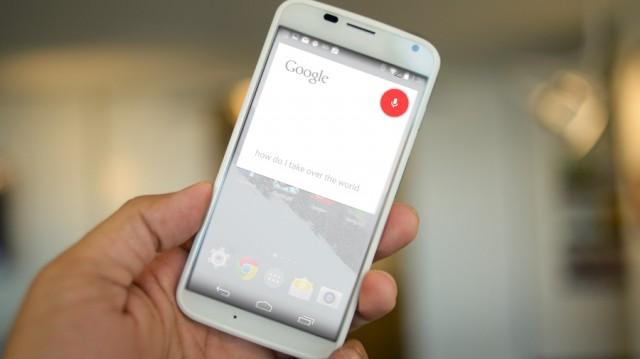 Обновление Google Now