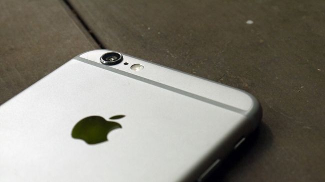 Характеристики iPhone 6S. Камера