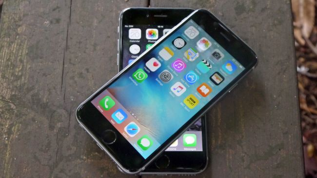 Apple iPhone 6S против iPhone 6