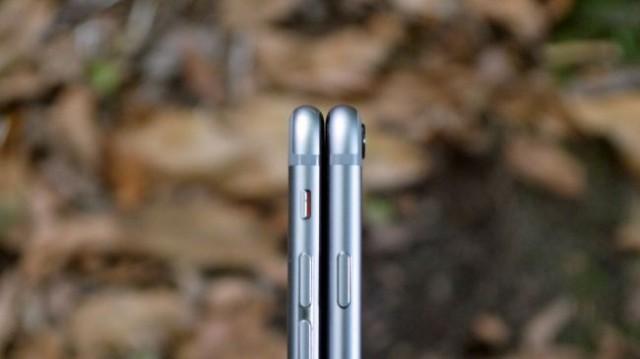 iPhone 6S против iPhone 6