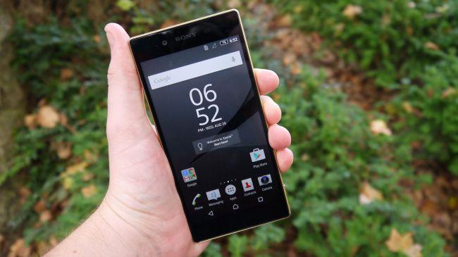 Дисплей Sony Xperia Z5