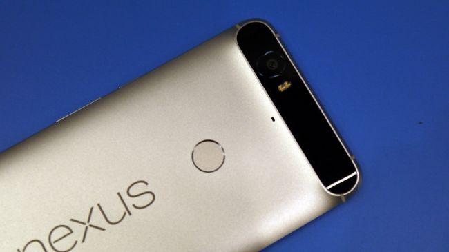 Камера Huawei Nexus 6P