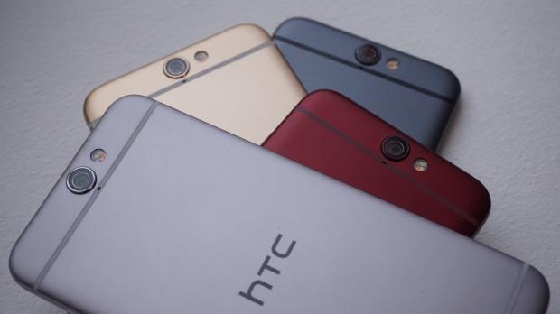 Новый HTC One A9. Камера