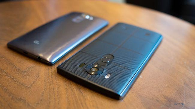 Новый LG V10