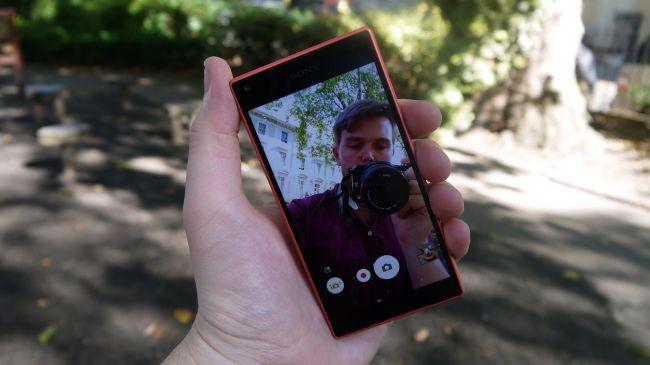 Обзор камеры Sony Xperia Z5 Compact