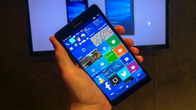 Обзор Lumia 950 XL