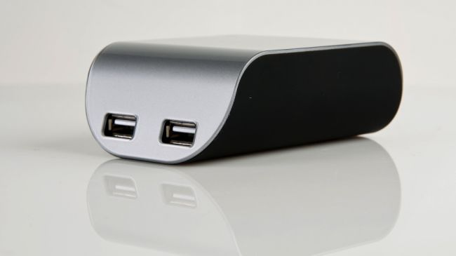 Порт USB A и USB Type C