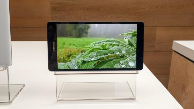 Предварительный обзор Microsoft Lumia 950 XL