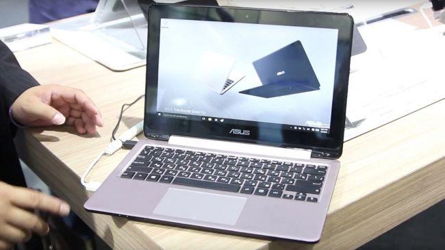 Разъем USB Type C на ноутбуках