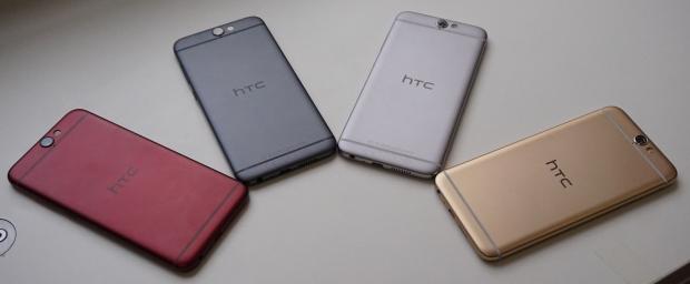Смартфоны HTC One A9