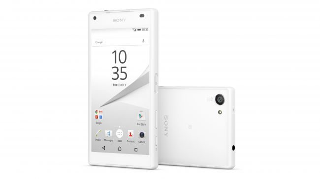 Смартфон Sony Xperia Z5 Compact. Обзор