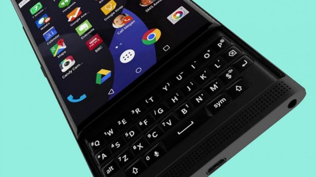 BlackBerry в 2016 году