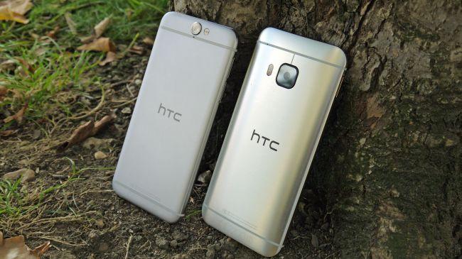 HTC One A9 и HTC One M9