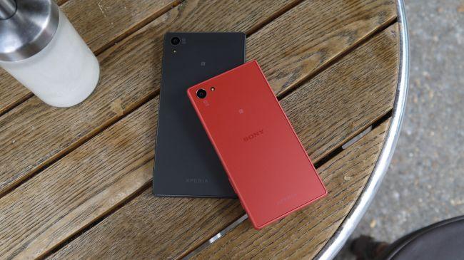 Sony Xperia Z5 и Xperia Z5 Compact