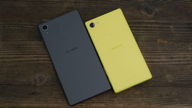 Sony Xperia Z5 Compact и Xperia Z5