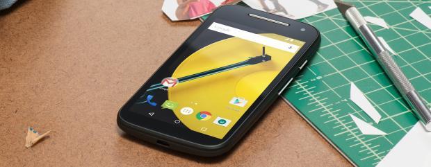 Дешевые смартфоны. Motorola Moto E (2015)