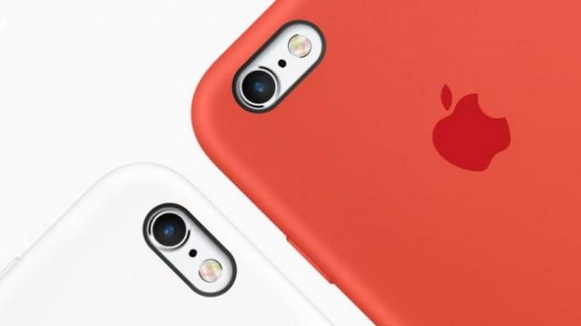 Камеры iPhone 6S
