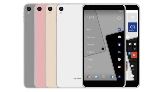 Новый смартфон Nokia C1