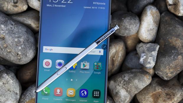 Обзор смартфона Samsung Galaxy Note 5