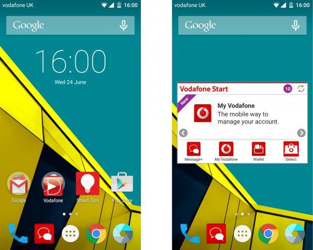 Пример фотографии Vodafone Smart Ultra 6