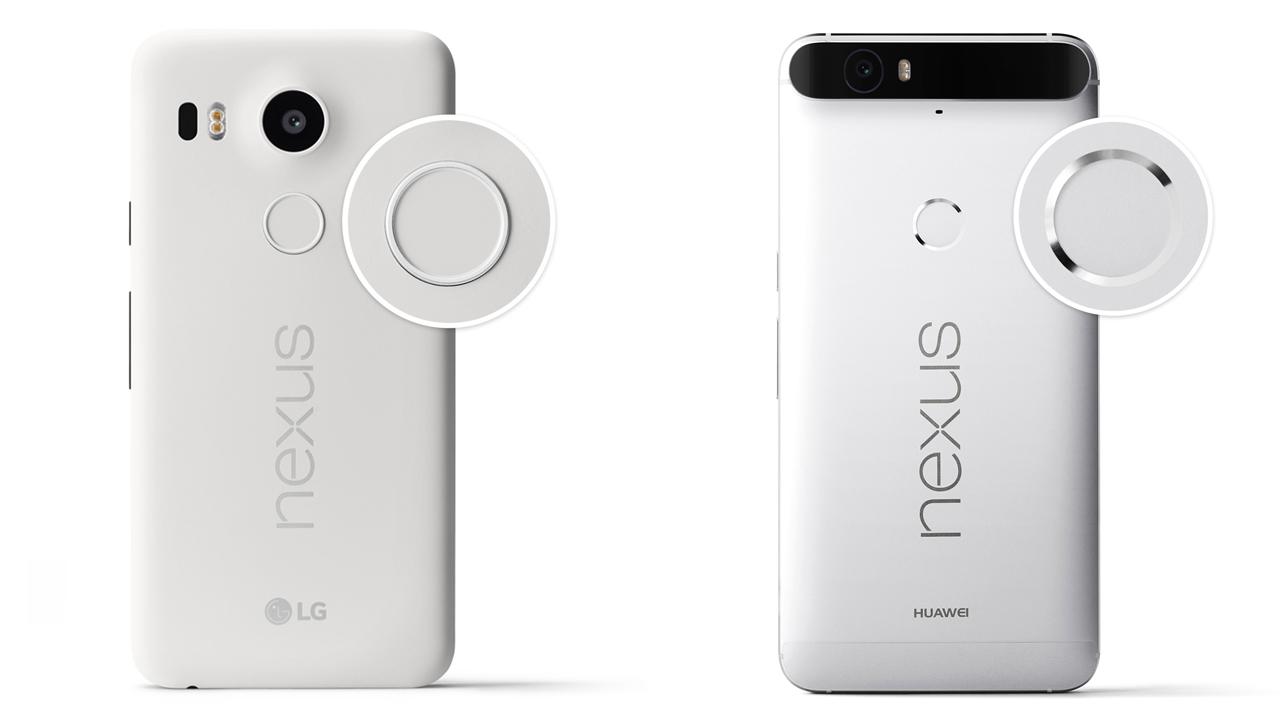 Google Nexus 5X и Nexus 6P