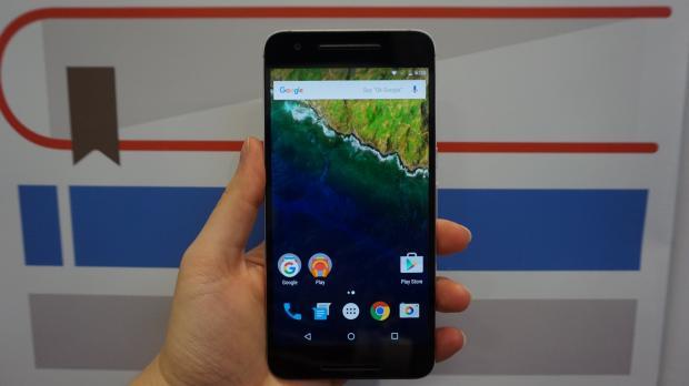 Google Nexus 6P. Отзыв