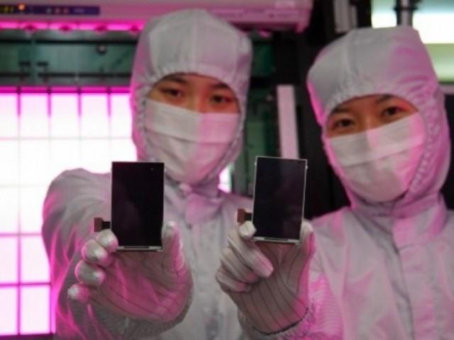 OLED-дисплеи Samsung для iPhone 2018