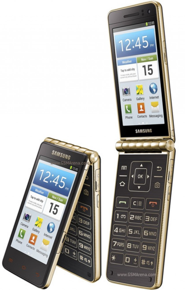 Samsung Galaxy Golden (2013)