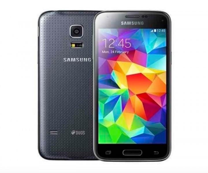 Samsung Galaxy S5 Mini с маленьким экраном