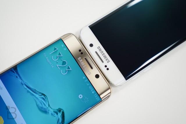 Дизайн Samsung Galaxy S7