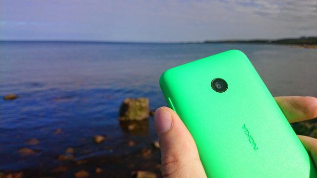 Камера Nokia Lumia 530