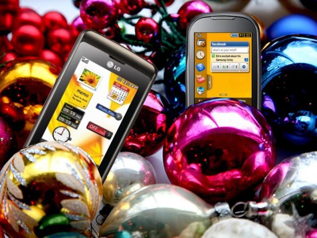 Лучший смартфона на Новый Год