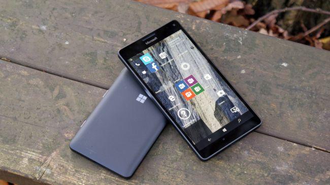 Обзор смартфона Microsoft Lumia 950 XL